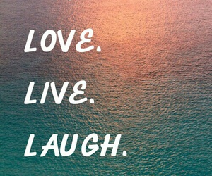 cry, laugh, and live image