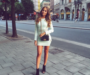 fashion, outfit, and kenza zouiten image