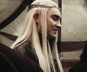 elf, lee pace, and king image