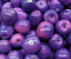 apple and purple image
