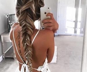 beautiful, long hair, and blg image