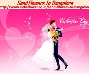 online florist, send flowers to bangalore, and florist in bangalore image