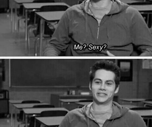 bae, teen wolf, and dylan o'brien image