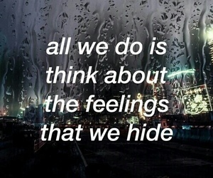 quotes, feelings, and halsey image