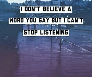 quote, fall out boy, and Lyrics image
