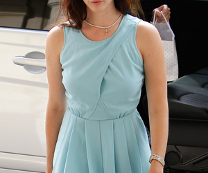 lana del rey, indie, and dress image