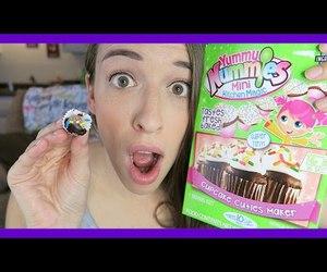 cupcakes, mini, and rachel ballinger image