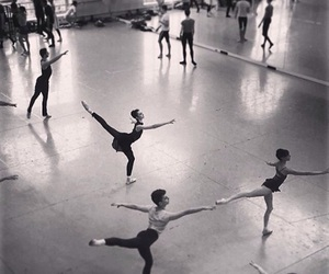 ballet, dancers, and passion image