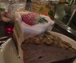ade, desserts, and cake image
