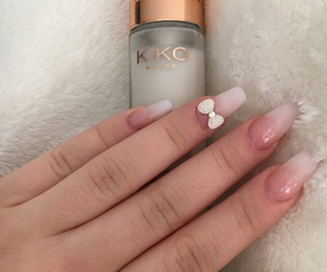 beauty, goals, and nails image