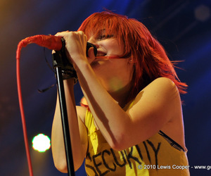 concert photography, salt lake city, and hayley williams image