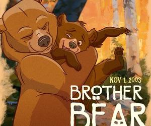 brother bear and tierra de osos image