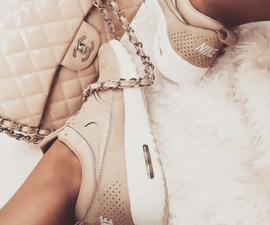 nike, shoes, and chanel image