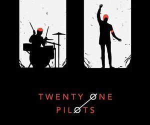 twenty one pilots, wallpaper, and tyler joseph image