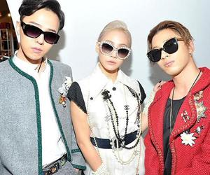 CL, taeyang, and 2ne1 image