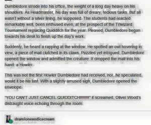 albus dumbledore, funny, and harry potter image