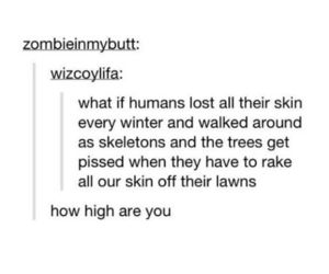 high and humans image