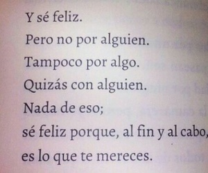 book, frases, and felicidad image