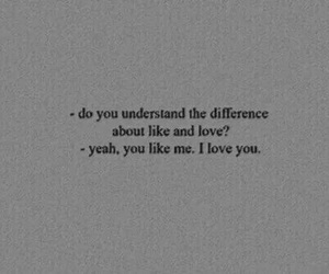 love, quotes, and like image