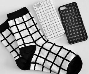 grunge, tumblr, and socks image