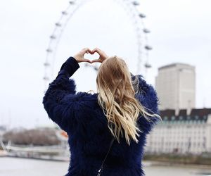 fashion, girl, and london image