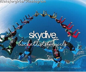 2016, goals, and skydive image