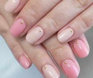adorable, girly, and nail art image