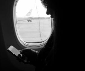 blackandwhite and travel image