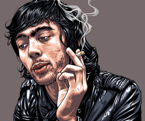illustrator and vector art image