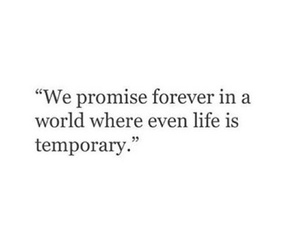 quotes, forever, and life image