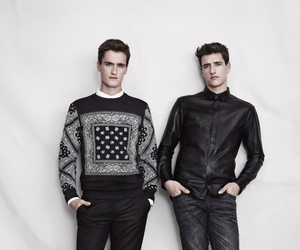 boys, fashion, and H&M image