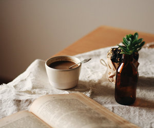 coffee and vintage image