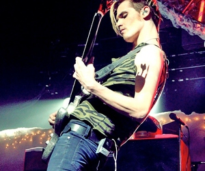 mikey way, my chemical romance, and mcr image