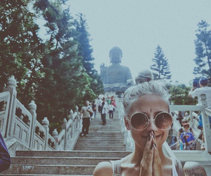 beauty, indie, and buda image