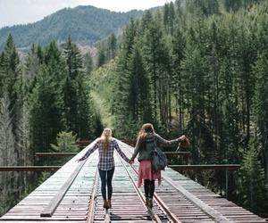 girls, adventure, and fun image