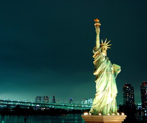 beautiful, the United States of AMERICA, and city lights image