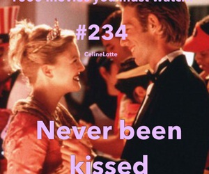 been, kissed, and movie image