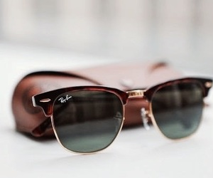 brown, cool, and glasses image