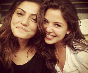 phoebe tonkin, danielle campbell, and The Originals image