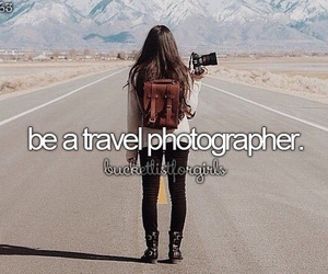 travel, photographer, and bucket list image