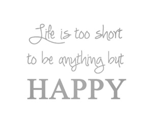 happiness, quote, and inspiration image