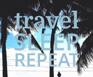 away, repeat, and rest image