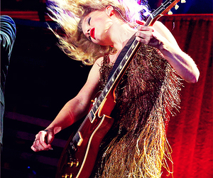 girl, woman, and speak now world tour image