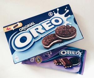 oreo, chocolate, and food image