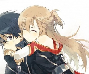 anime, sweet, and sword art online image