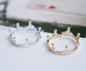 gold, silver, and king image