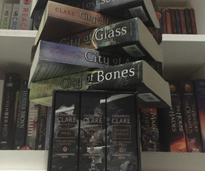 books, passion, and the mortal instruments image