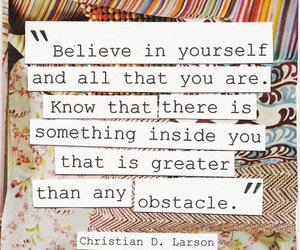 quotes, believe, and text image
