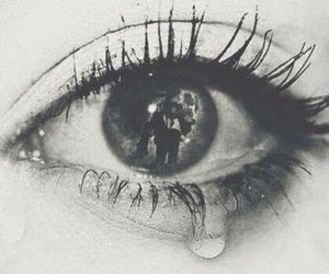day, description, and tears image