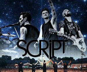 art, music, and the script image
